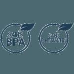 Iĉone sans phtalates, sans BPA - Kaolii