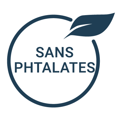 Icône - sans phtalates - Kaolii