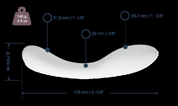 Dimensions et poid masseur interne kaolii