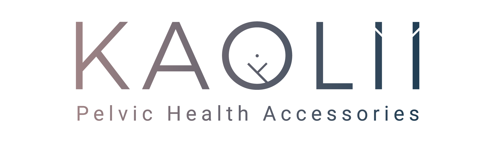 Logo kaolii - Pelvic Health Accessories - Dark